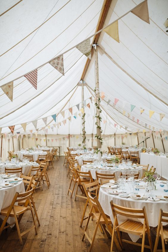 Wedding Tent Ideas For A Fraction Of The Cost Of Rentals