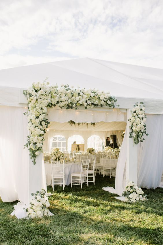 Wedding Tent Ideas For A Fraction Of The Cost Als