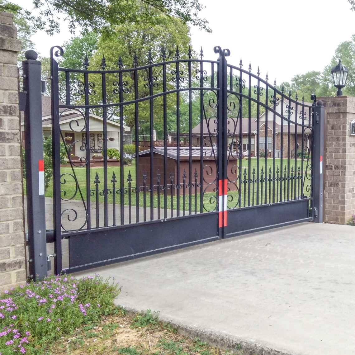 Should You Install Driveway Gates A Few Reasons To